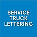 Picture for category SERVICE TRUCK LETTERING