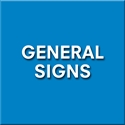 Picture for category GENERAL SIGNS